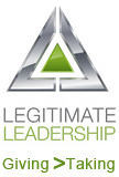 LL Email Logo. Giving greater than Taking